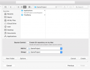 Setting Up An SDL2 Project In Xcode 9 | Matthew Styles